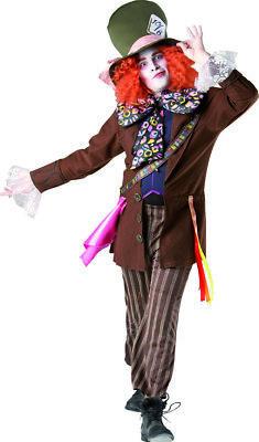 Rubies 3889953 - Mad Hatter- Disney, der Hutmacher * Komplett - Mad Hut Kostüm