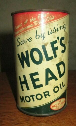Vintage Early Wolf