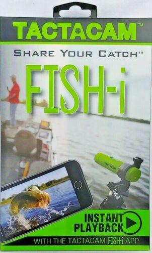 Tactacam Fish-I Camera Package - Fishing Action Camera - Model TA-5-FP HD Camera