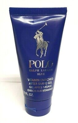 Ralph Lauren Polo Blue Vitamin Enriched After Shave Gel 1.7 fl. oz. IMPERFECT