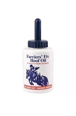 Farriers Fix Hoof Oil - 16 oz Horse goat llama