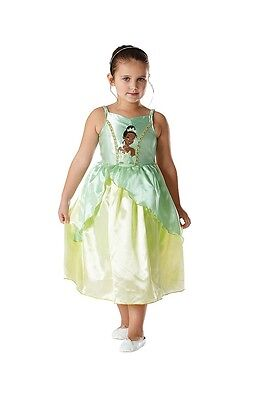 TIANA DISNEY PRINCESS AND THE FROG CLASSIC FANCY DRESS COSTUME ()