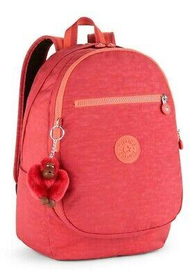 Kipling CLAS CHALLENGER Medium Backpack - Punch Pink C