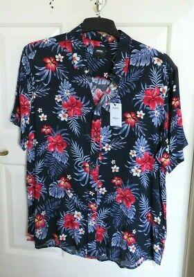 Mens Large Short Sleeved Shirt by Burton - New/Tags