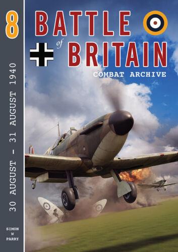 Battle of Britain Combat Archive Volume 8