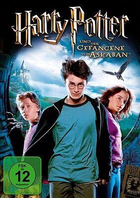 Harry Potter und der Gefangene von Askaban DVD NEU OVP Teil 3 Jahr 3