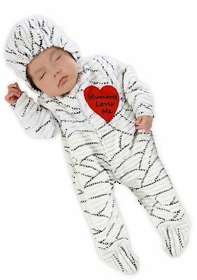 Mummy Loves Me Baby Mummy Costume for Newborns & Infants by Princess Paradise