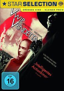 DVD * V wie Vendetta * Natalie Portman * NEU OVP