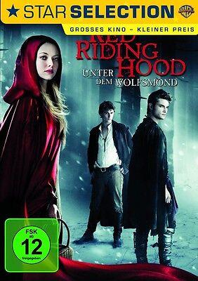 DVD * Red Riding Hood - Unter dem - Red Riding Hood Wolf