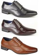 Boys Brown Formal Shoes