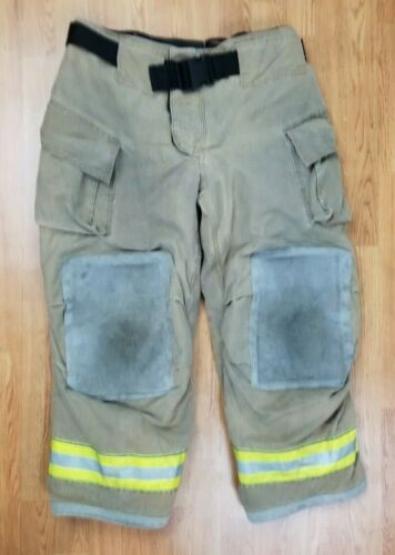 Cairns MFG. 2013 NEW Firefighter Turnout Bunker Pants 38 x 28