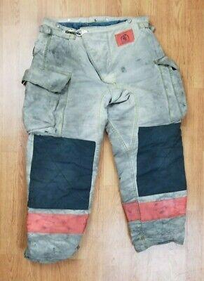 Morning Pride Firefighter Bunker Turnout Pants 44 X 30