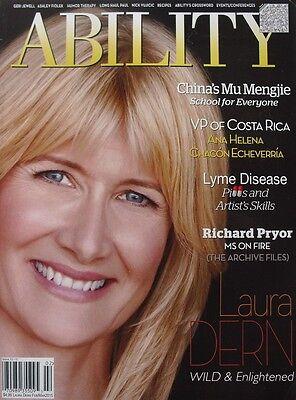 Laura Dern 2015 Ability Magazine  Richard Pryor