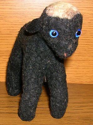 Steiff Lamm schwarz Swapl 10cm
