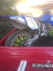 2005 yzf450. Cheapest Mount Pleasant Barossa Area Preview