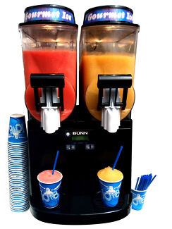 Slushie Machine Hire SPECIAL ONLY $185.00 Twin Bowl/120 Drinks! East Brisbane Brisbane South East Preview