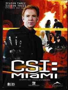 CSI saison  3