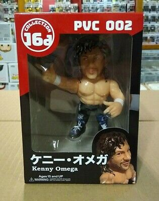 Kenny Omega Collection 16D PVC Figure 002 Silver Hair Japan NEW