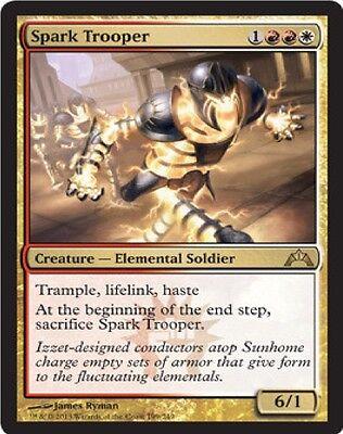 2x MTG: Spark Trooper - Multi Rare - Gatecrash - GTC - Magic Card