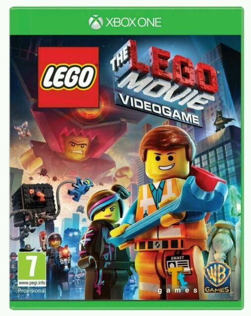 The LEGO Movie Videogame Xbox One XboxOne NEW SEALED FAST DISPATCH