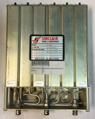 Duplexer MR356 Sinclair UHF