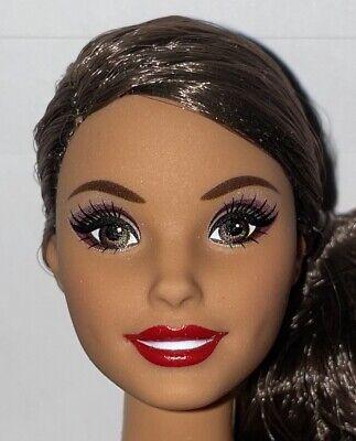 Barbie Model Muse 2019 NUDE Brunette Latina Neysa Doll NEW Hispanic Brown Hair