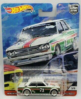 2020 Hot Wheels Premium Door Slammers 1971 Datsun 510 HTF