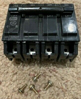 THQMV100D GE Circuit Breaker 2 Pole 100 Amp 120//240V NEW!