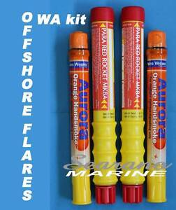 NEW Offshore flare kit for West Australian waters Malaga Swan Area Preview