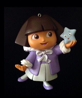 Nickelodeon's 'Dora The Explorer' Ornament From American Greetings NIB ()