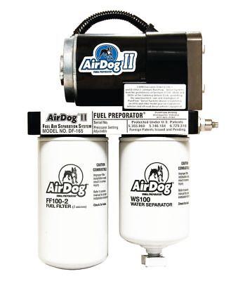 AirDog II Fuel Pump System 2011-2014 LML 6.6L Chevy GMC Duramax A6SABC410 DF-165