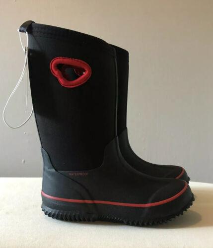 Cat & Jack Boys Preston Neoprene Waterproof Winter Rain Boot