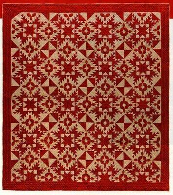 Infinite Stars Quilt Pattern Pieced/Applique/Paper Pieced JR - Paper Pieced Quilt Patterns