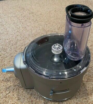 KitchenAid KSM2FPA 13C Food Processor For KitchenAid Stand Mixer w/ Blades