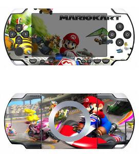 Super Mario Kart 112 Vinyl Cover Skin Sticker For Nintendo