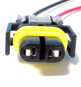 gm headlight fog light wiring pigtail connector harness. Black Bedroom Furniture Sets. Home Design Ideas