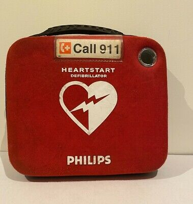 Philips M5066a Heartstart Onsite Aed Defibrillator - Never Deployed
