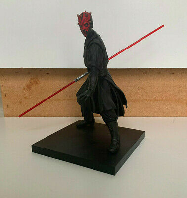 Star Wars ARTFX+ Kotobukiya Darth Maul Statue Loose 1/10 scale In Hand
