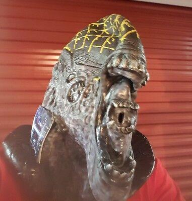 Halloween Alien Vs Predator Costumes (Alien Mask Adult AvP Alien vs Predator Halloween Costume By Mask Illusions)