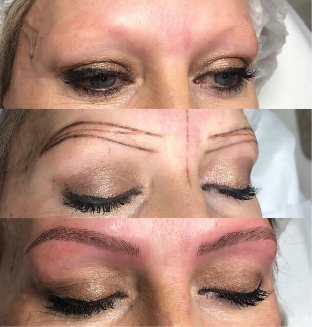 Eyebrow Feathering Microblading Brow Boutique By Marina
