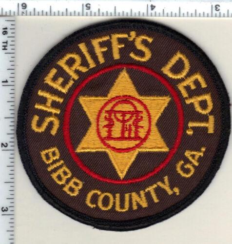 Bibb County Sheriff