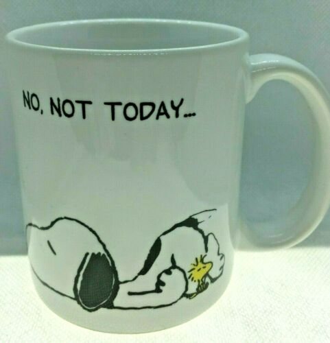 Peanuts Snoopy Ceramic Coffee Mug 11oz