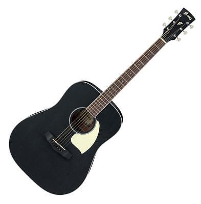 B-WARE Ibanez PF14-WK Westerngitarre Akustik Gitarre Mahagoni Dreadnought Black gebraucht kaufen  Schongau