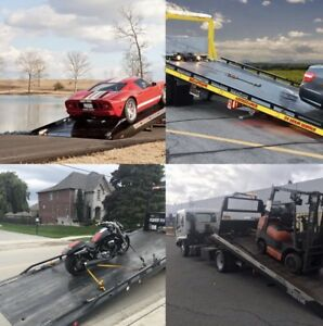 CHEAP TOWING • ☎️ 647-642-4419 • FLATBED TOW TRUCK SERVICE