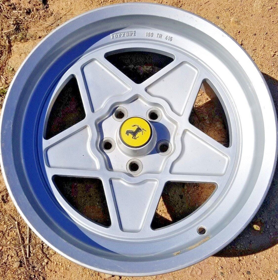 Ferrari 400i metric wheel