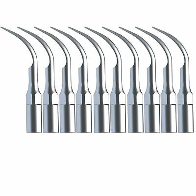 10 Dental Ultrasonic Scaling Tips G1 Fit Ems Woodpecker Scaler Handpiece