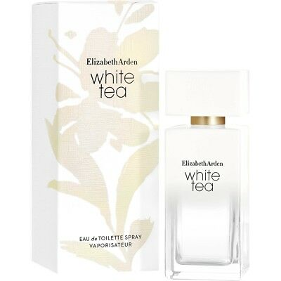 ELIZABETH ARDEN WHITE TEA Eau De Toilette Spray FOR WOMEN 1.7 Oz / 50 ml NEW