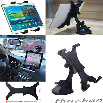 "7""-11"" Tablet 360° Universal Car Windscreen Desktop Suction"