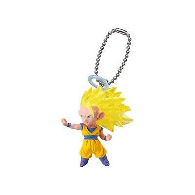- Dragon Ball Super UDM The Best 17 Super Saiyan 3 Goku Figure Keychain