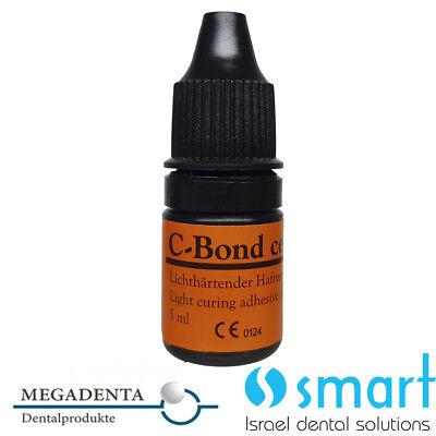 Dental Bonding C-bond Ceram Light Curing Adhesive Megadenta Germany 5 Ml